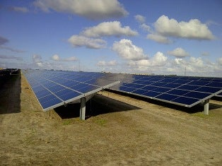 Greenough River Solar Farm, Australia