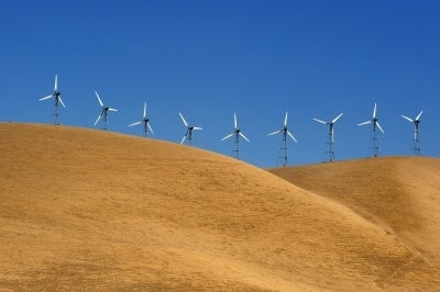New Mexico Wind Lease