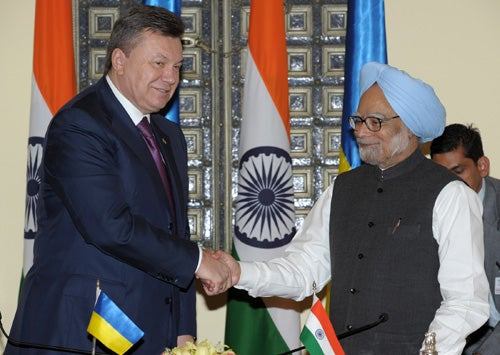 India_Ukraine New Delhi