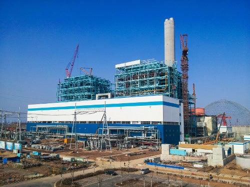 Jurong power plant