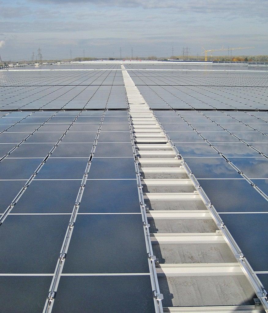 Juwi Germany_solar modules