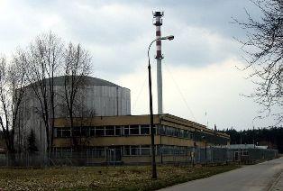 Maria nuclear reactor_Poland