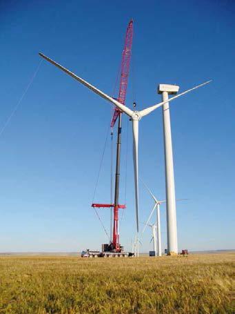 REpower Wind Turbine