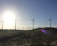 Rio de Fogo wind farm