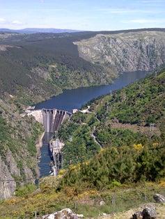 San Pedro hydroelectric power plant