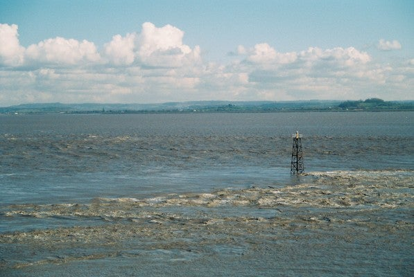 Severn tidal power project
