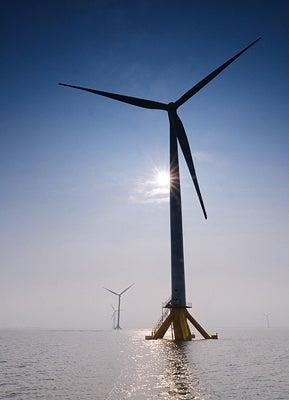 Siemens_turbine in China wind farm