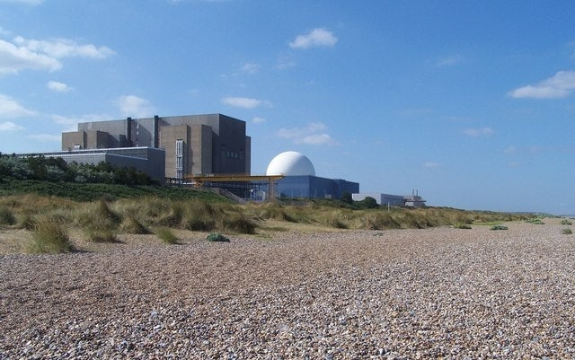 Sizewell nuclear power stations_UK