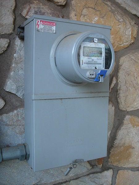 Smart grid - meter