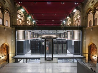 MareNostrum supercomputer