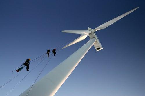 UK Wind Sector