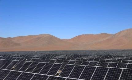 Amanecer Solar CAP plant