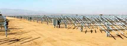 Antelope Valley Solar Ranch One, Los Angeles County