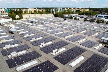 GE Marienfelde hybrid power plant