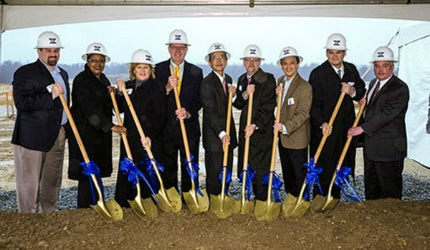 CPV St Charles Energy Center ground breaking