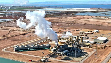 John L Featherstone geothermal power plant