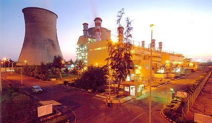 Kawas power plant