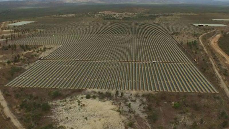 kidston solar project