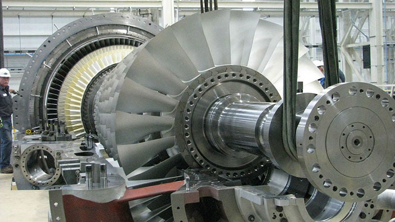 The generators for the project will be constructed at Siemens' Charlotte Energy Hub, which was opened in November 2011.