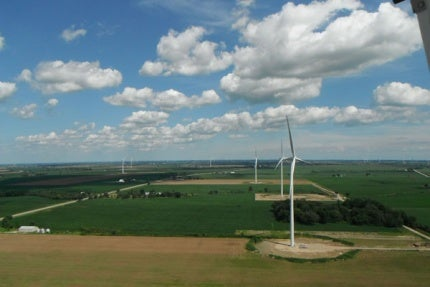 South Kent Wind Farm