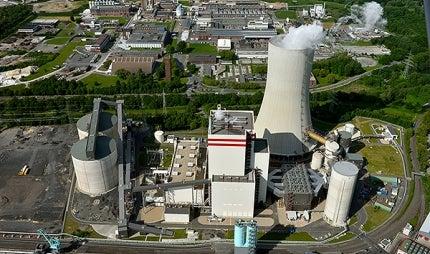 Lünen Coal-Fired Power Plant
