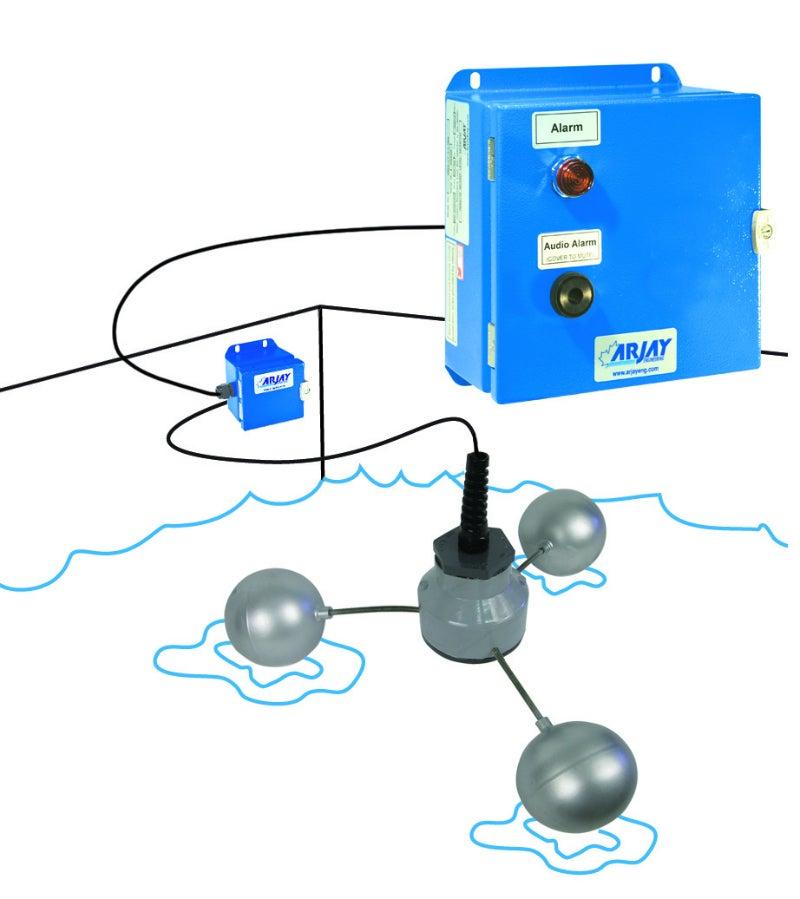 Floating Oil Spill Alarm