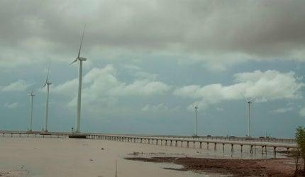 Bac Lieu offshore wind farm