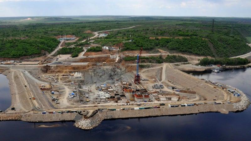 Nizhne-Bureyskaya Hydro Power Plant