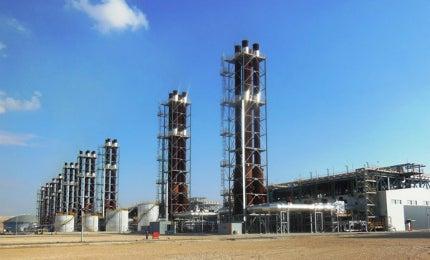 Tri-fuel power plant