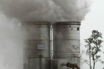 Muara Laboh geothermal power plant
