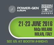 Power-Gen logo