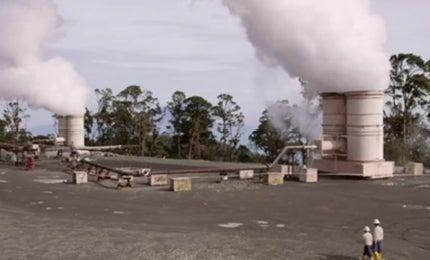 Rantau Dedap geothermal power plant