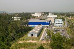 Sulzer factory