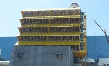 Veotec power plant