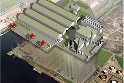 Tees Renewable Energy Plant