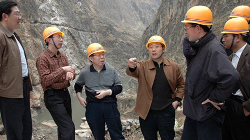 Hydropower plant CHina