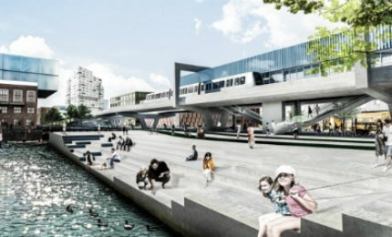 EnergyLab Nordhavn (Smart city), Copenhagen