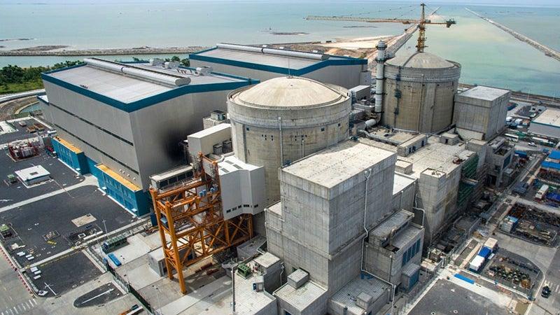 Fangchenggang power plant