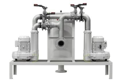 Filtration system contec