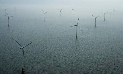 Kentish Flats wind farm