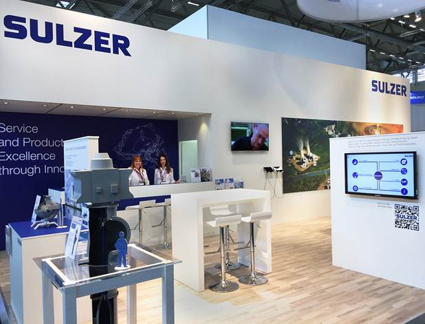Sulzer Power Gen 2017