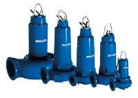Sulzer sewage disposal