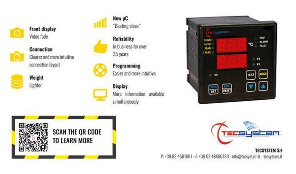TECSYSTEM QR code